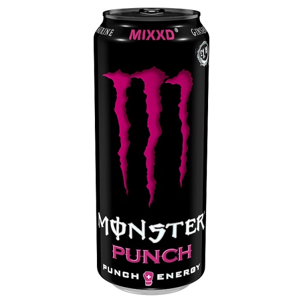 Is There Gluten In Monster Energy Drinks